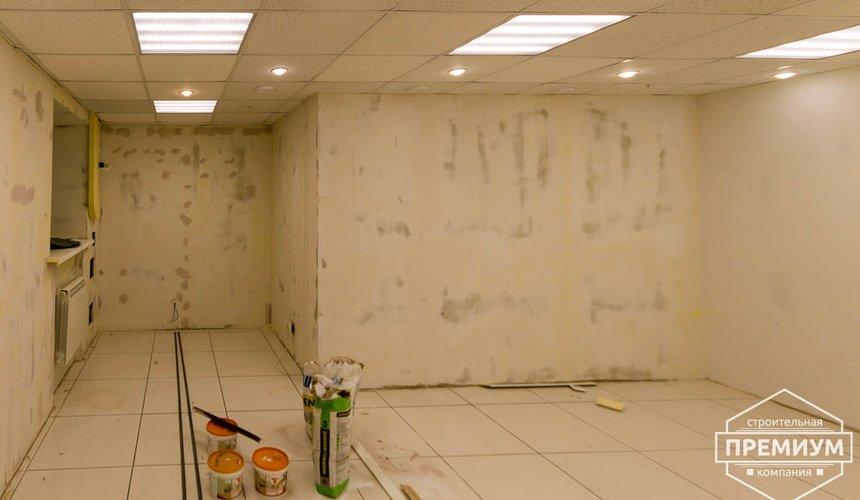 Дизайн интерьера и ремонт офиса по ул. Шаумяна 93 30