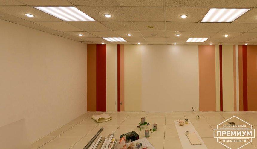 Дизайн интерьера и ремонт офиса по ул. Шаумяна 93 35