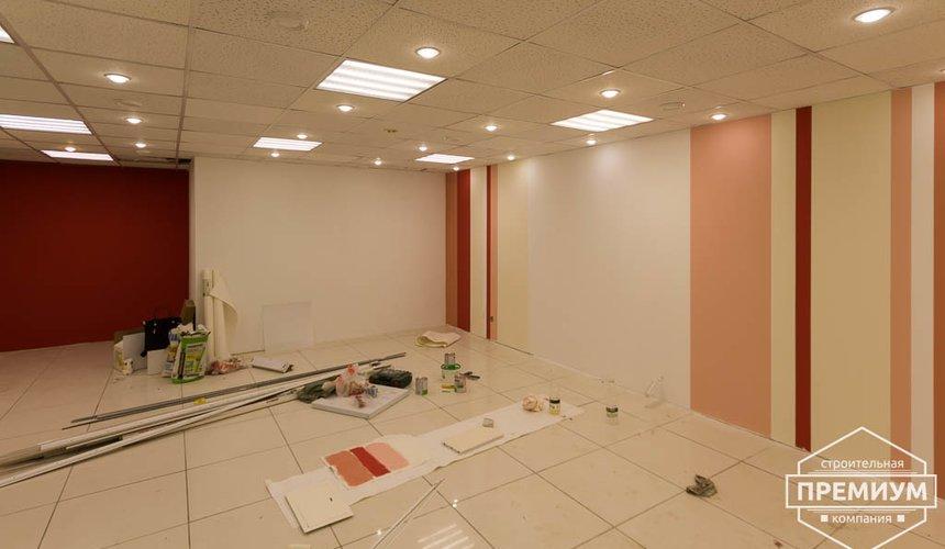 Дизайн интерьера и ремонт офиса по ул. Шаумяна 93 36