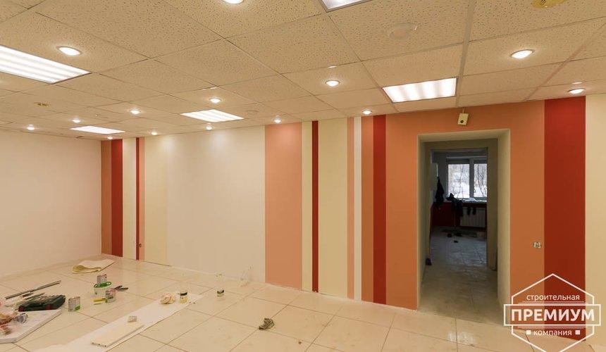 Дизайн интерьера и ремонт офиса по ул. Шаумяна 93 37