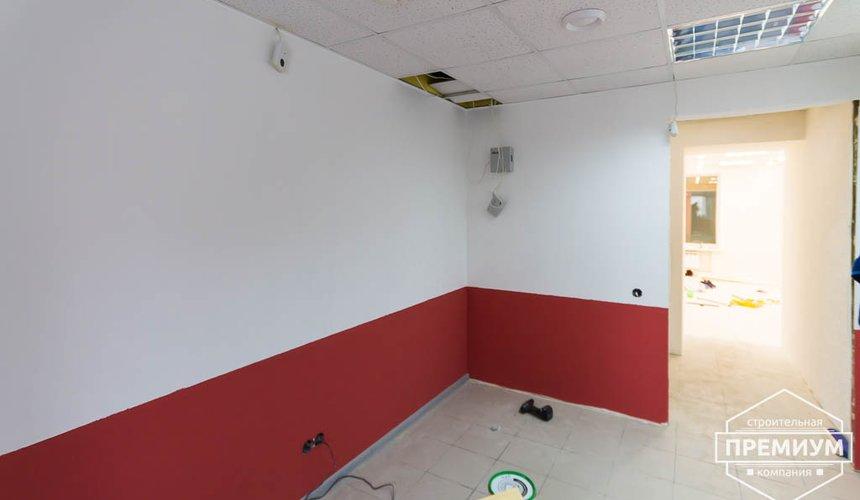 Дизайн интерьера и ремонт офиса по ул. Шаумяна 93 38