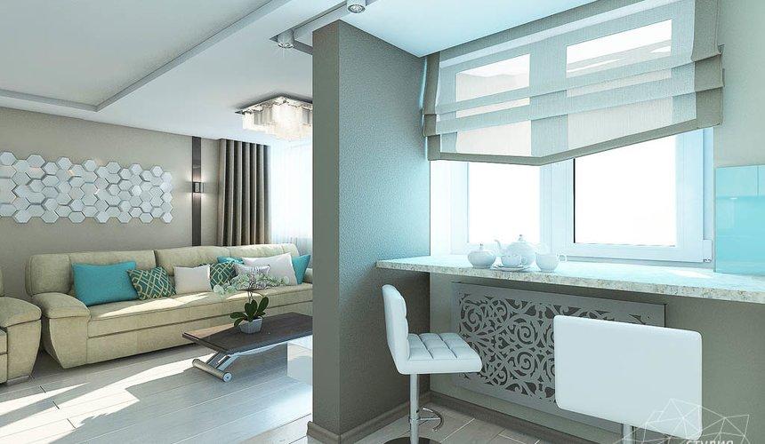 Дизайн интерьера двухкомнатной квартиры в Верхней Пышме по Успенскому проспекту 113Б 8