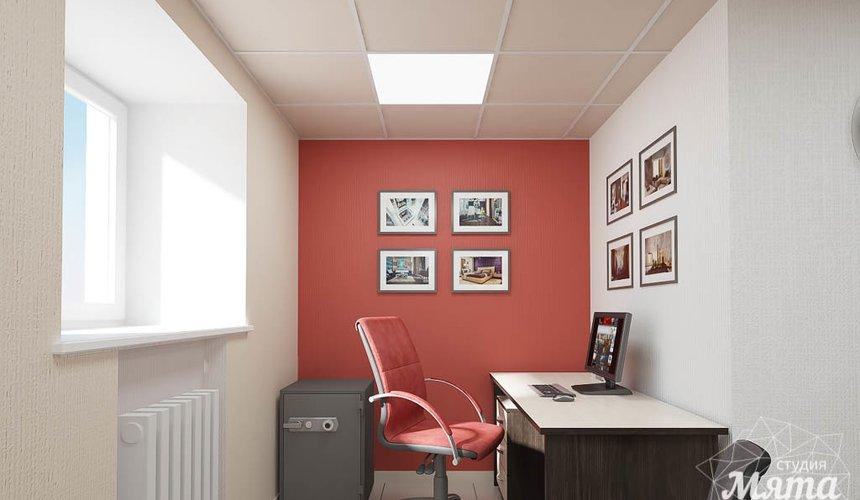 Дизайн интерьера и ремонт офиса по ул. Шаумяна 93 46