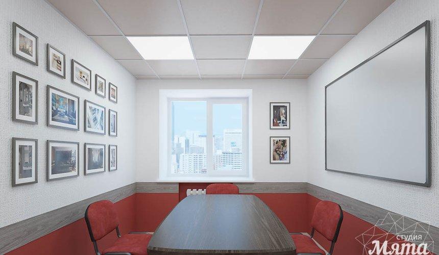 Дизайн интерьера и ремонт офиса по ул. Шаумяна 93 47