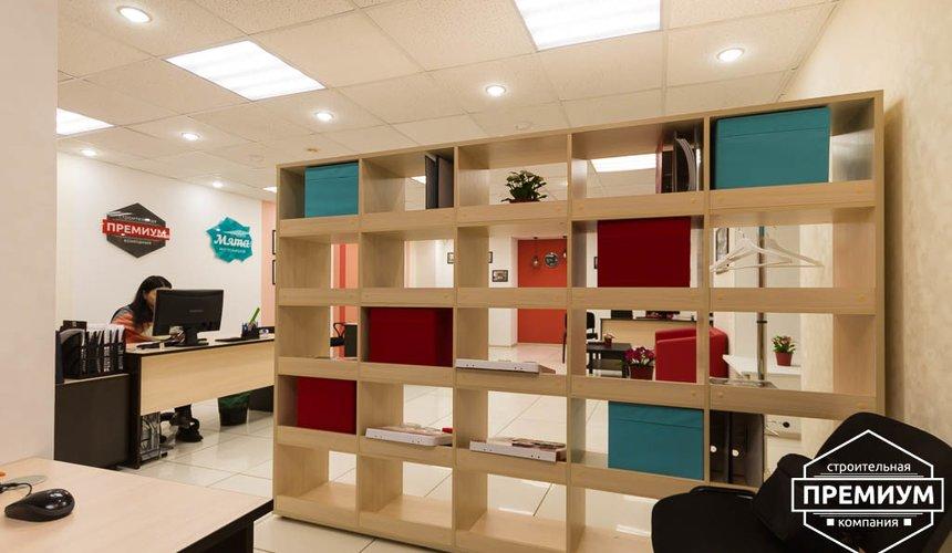Дизайн интерьера и ремонт офиса по ул. Шаумяна 93 3