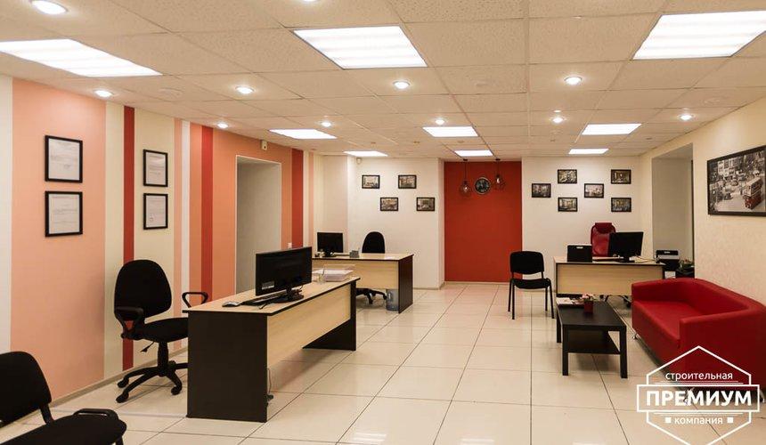 Дизайн интерьера и ремонт офиса по ул. Шаумяна 93 4