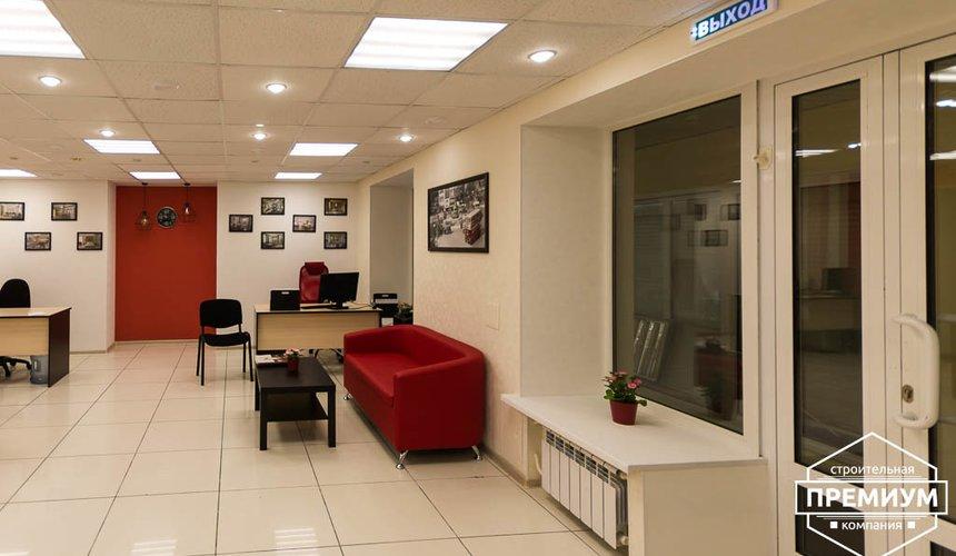 Дизайн интерьера и ремонт офиса по ул. Шаумяна 93 5
