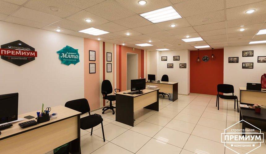 Дизайн интерьера и ремонт офиса по ул. Шаумяна 93 6