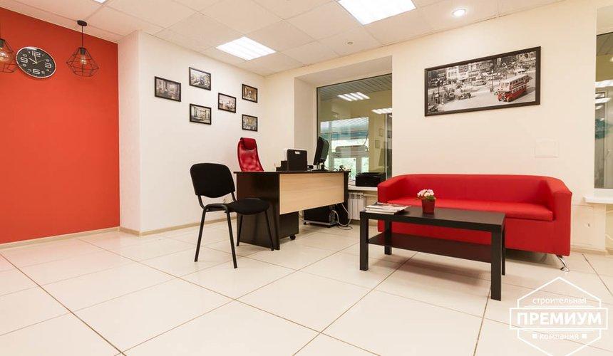 Дизайн интерьера и ремонт офиса по ул. Шаумяна 93 9