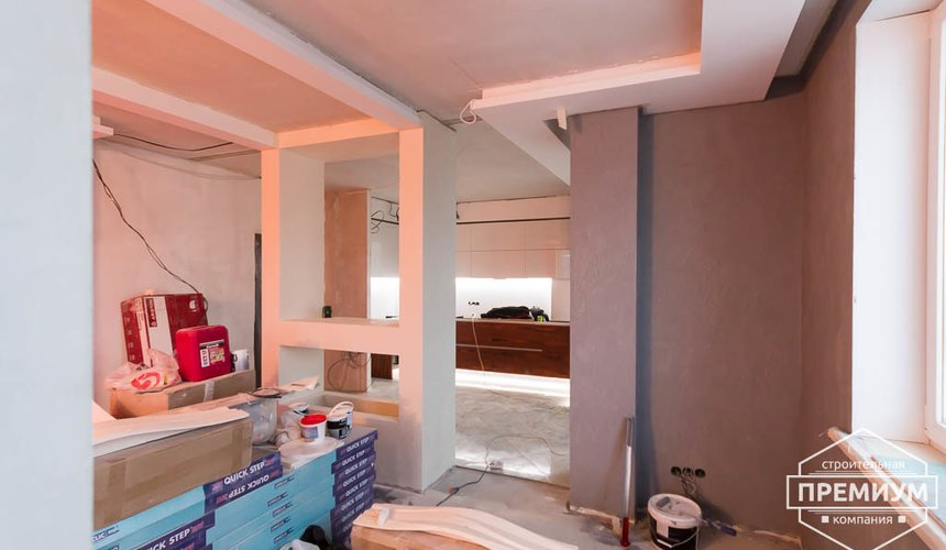 Дизайн интерьера и ремонт трехкомнатной квартиры по ул. Татищева 49 74