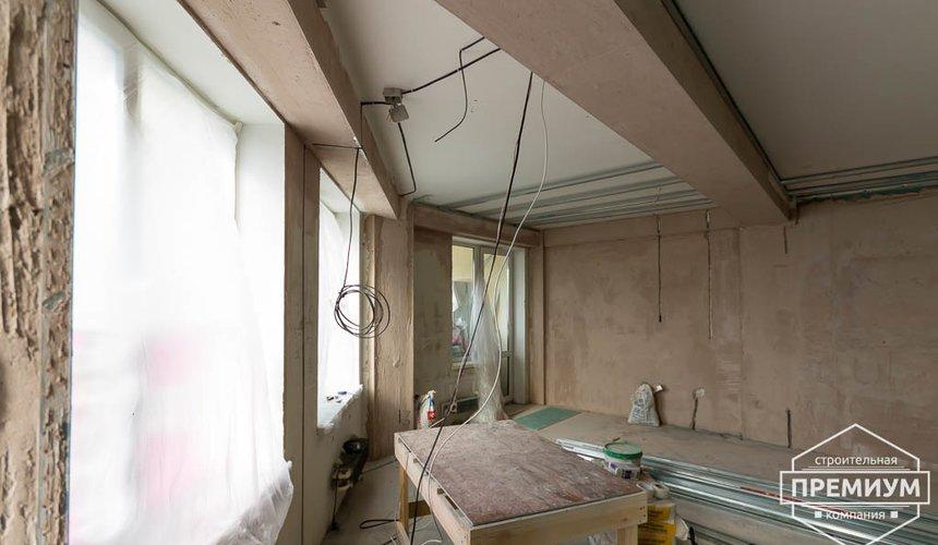Дизайн интерьера и ремонт трехкомнатной квартиры по ул. Кузнечная 81 37