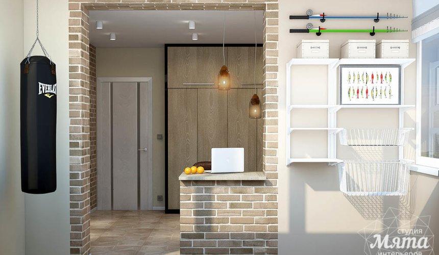 Дизайн интерьера трехкомнатной квартиры по ул. 8 Марта 194 21