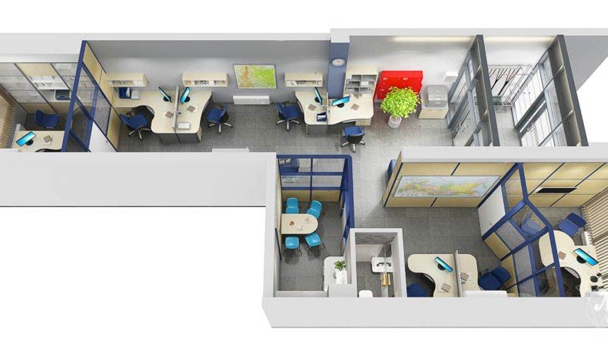 Дизайн интерьера офиса по ул. Чкалова 231 29