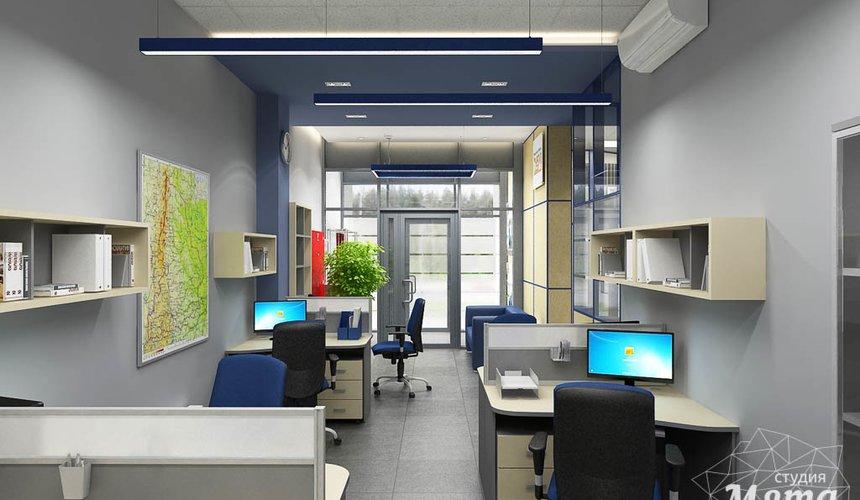 Дизайн интерьера офиса по ул. Чкалова 231 11