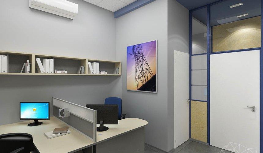 Дизайн интерьера офиса по ул. Чкалова 231 15