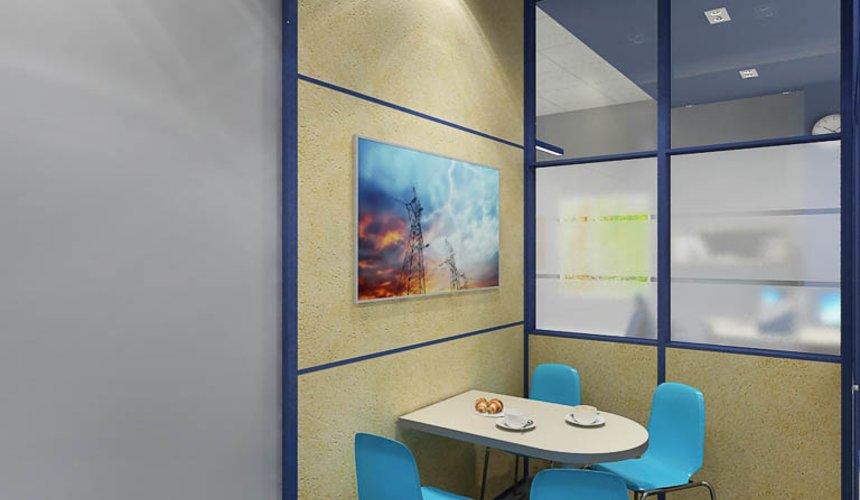 Дизайн интерьера офиса по ул. Чкалова 231 9