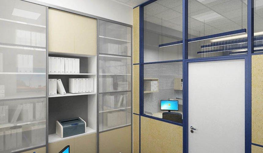 Дизайн интерьера офиса по ул. Чкалова 231 17