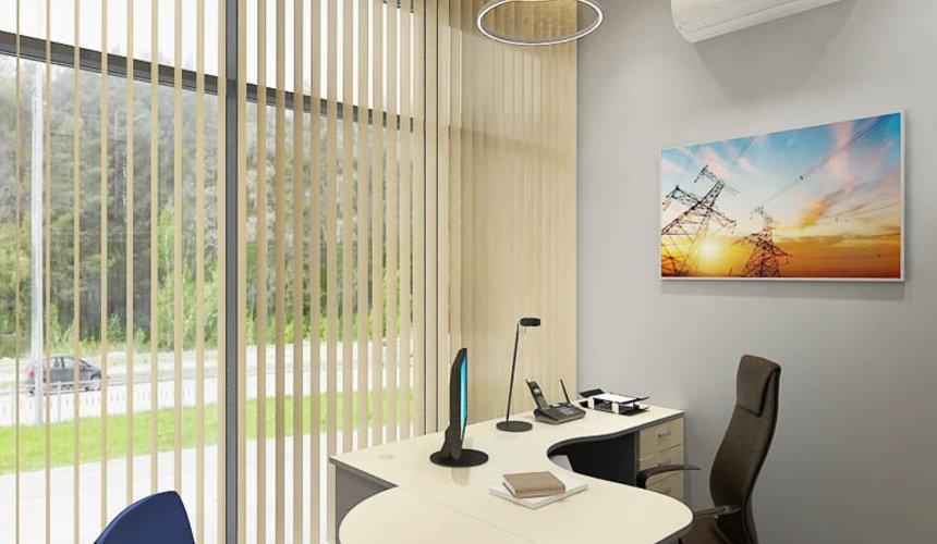 Дизайн интерьера офиса по ул. Чкалова 231 20