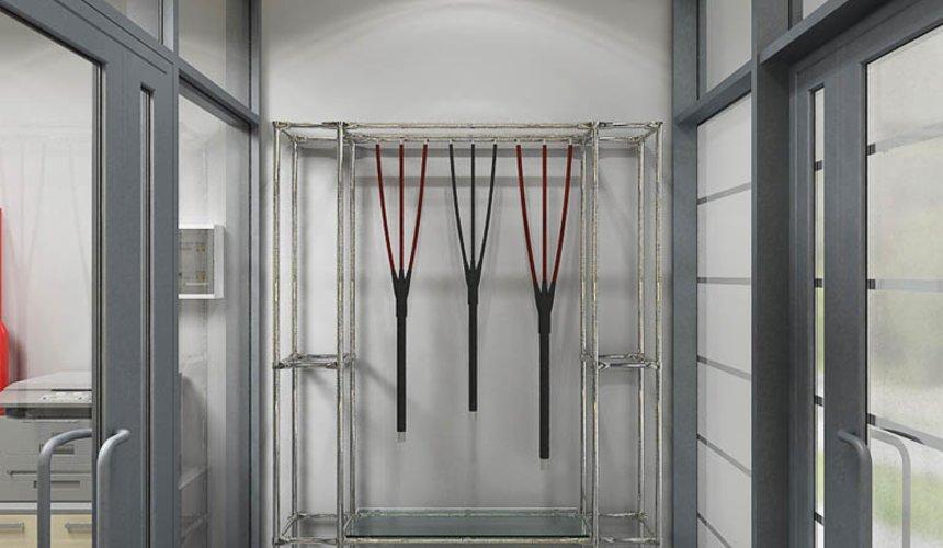 Дизайн интерьера офиса по ул. Чкалова 231 25