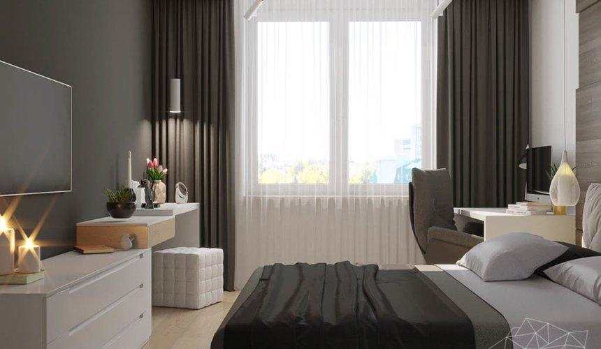 Дизайн интерьера однокомнатной квартиры по ул. Ак. Семихатова 18 7