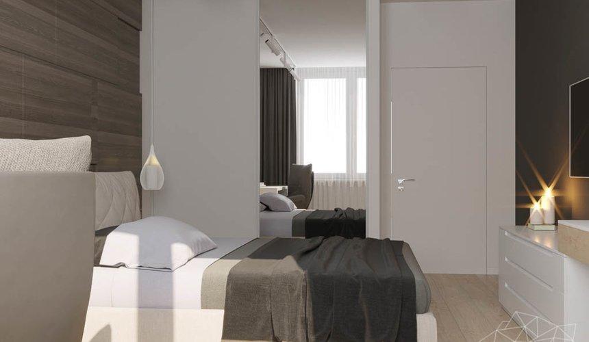 Дизайн интерьера однокомнатной квартиры по ул. Ак. Семихатова 18 8