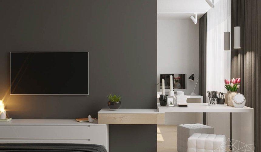 Дизайн интерьера однокомнатной квартиры по ул. Ак. Семихатова 18 9