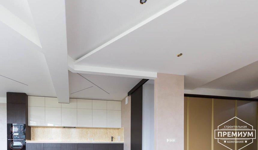 Дизайн интерьера и ремонт трехкомнатной квартиры по ул. Кузнечная 81 6