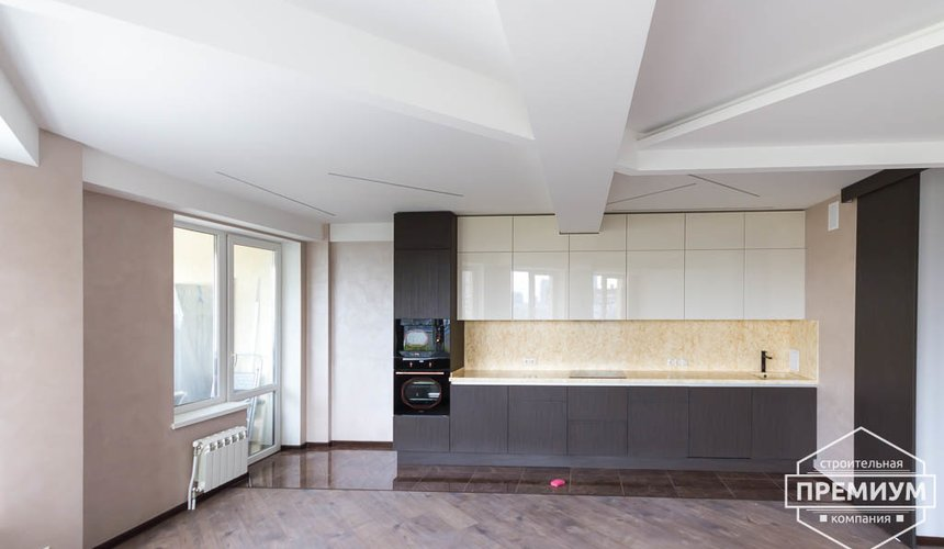 Дизайн интерьера и ремонт трехкомнатной квартиры по ул. Кузнечная 81 7