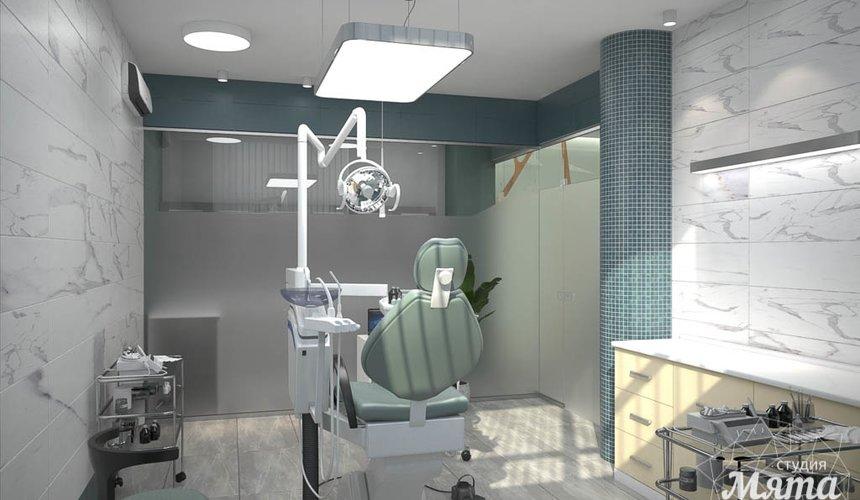 Дизайн интерьера стоматологии по ул. Шаумяна 87 3