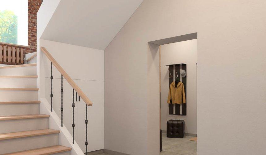 Дизайн интерьера коттеджа в п. Алые Паруса 15