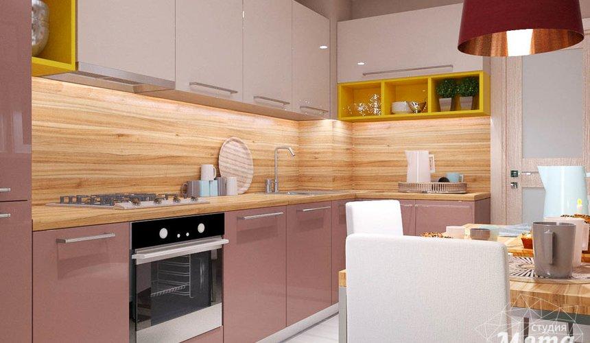 Дизайн интерьера трехкомнатной квартиры по ул. Куйбышева 102 7