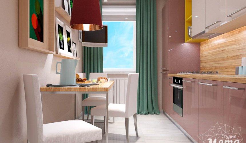 Дизайн интерьера трехкомнатной квартиры по ул. Куйбышева 102 8