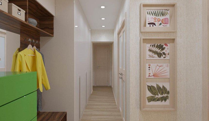 Дизайн интерьера трехкомнатной квартиры по ул. Куйбышева 102 19