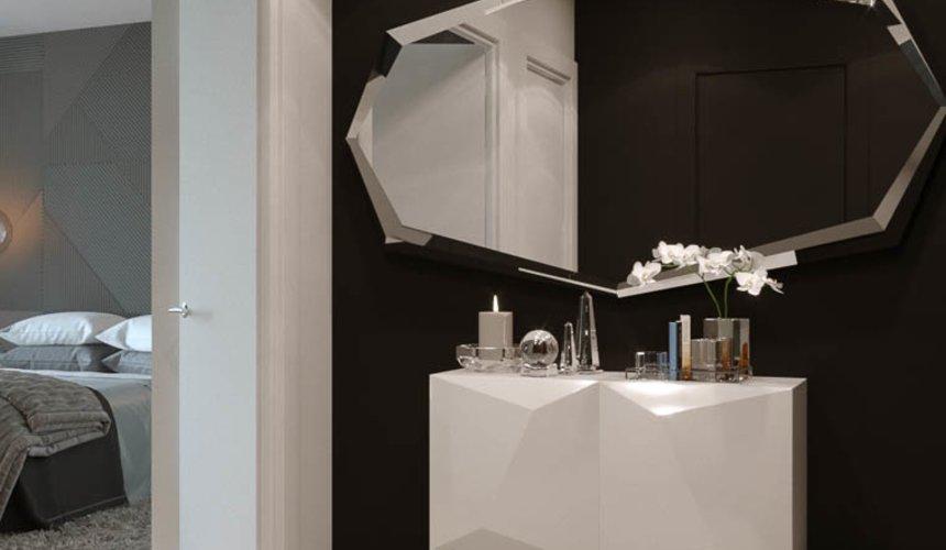Дизайн интерьера однокомнатной квартиры в ЖК Чемпион Парк 22