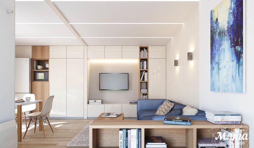 Дизайн интерьера модульного дома в п. Новое Созвездие 3