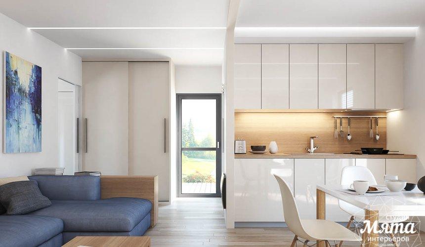 Дизайн интерьера модульного дома в п. Новое Созвездие 5