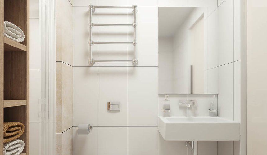 Дизайн интерьера модульного дома в п. Новое Созвездие 10