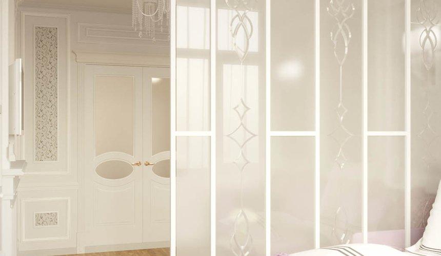 Дизайн интерьера однокомнатной квартиры в ЖК Солнечный Остров 4