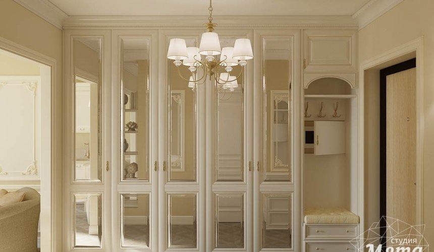 Дизайн интерьера квартиры - студии в ЖК Свой Круг 10