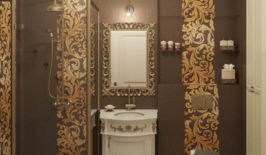Дизайн интерьера квартиры - студии в ЖК Свой Круг 12