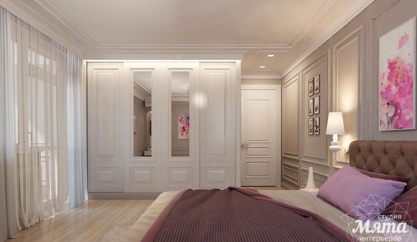 Дизайн интерьера трехкомнатной квартиры в ЖК Малевич 19