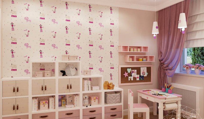 Дизайн интерьера трехкомнатной квартиры по ул. Фурманова 103 23