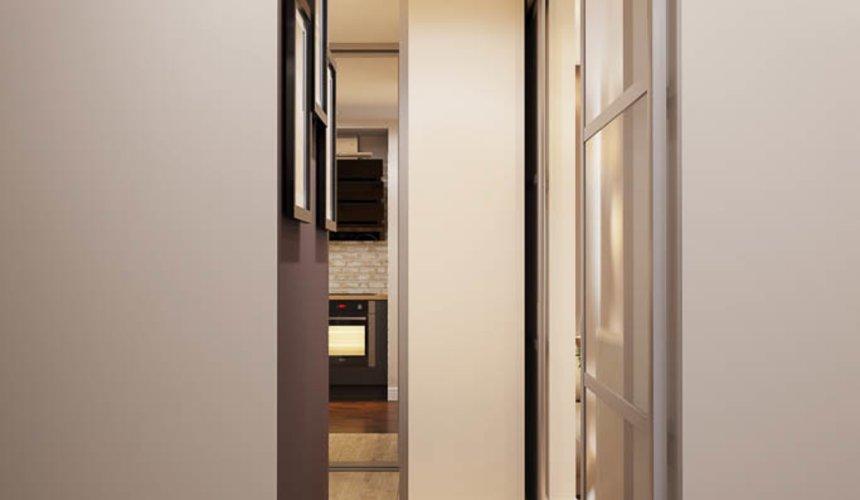 Дизайн интерьера трехкомнатной квартиры по ул. Фурманова 103 5