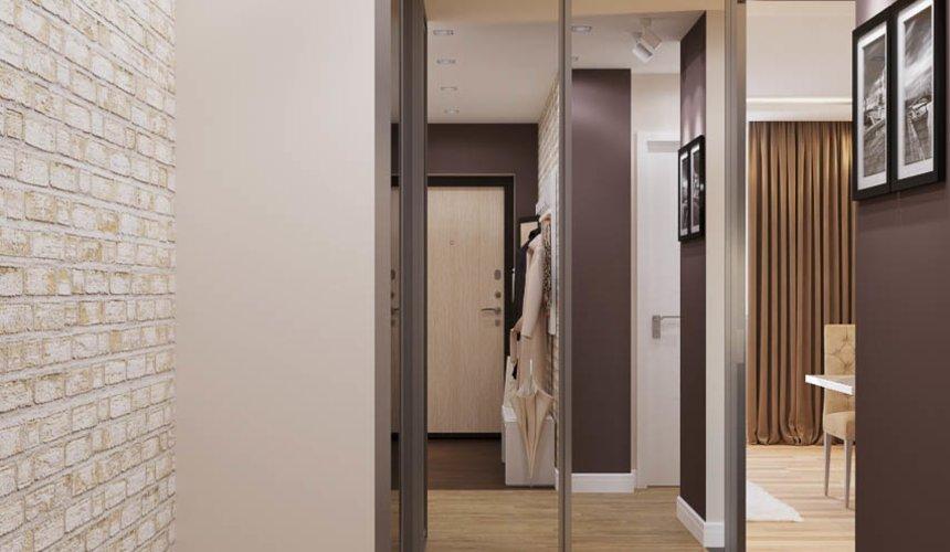 Дизайн интерьера трехкомнатной квартиры по ул. Фурманова 103 12