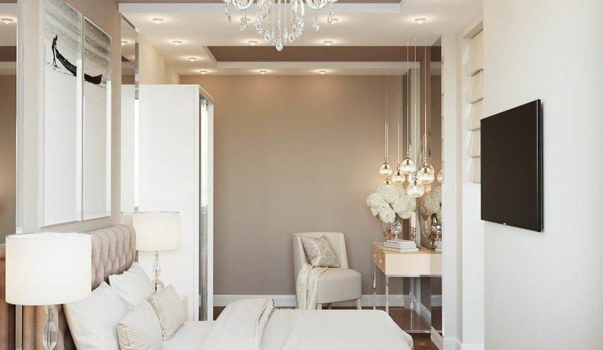 Дизайн интерьера трехкомнатной квартиры по ул. Фурманова 103 17