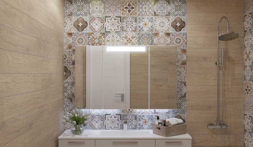 Дизайн интерьера трехкомнатной квартиры по ул. Фурманова 103 24