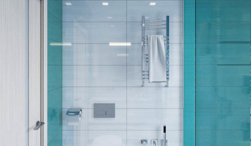 Дизайн интерьера ванных комнат для коттеджа в г. Салехард 9