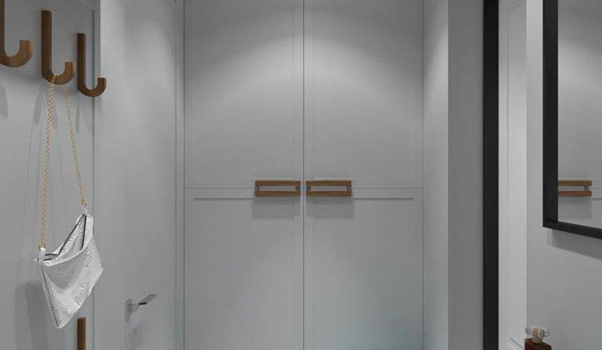 Дизайн интерьера однокомнатной квартиры пер. Встречный д. 5 14