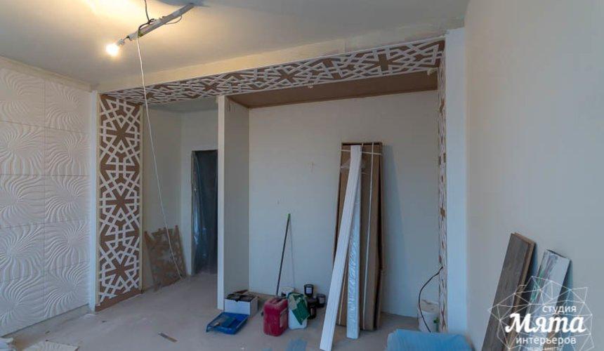 Дизайн интерьера и ремонт трехкомнатной квартиры по ул. Татищева 49 80