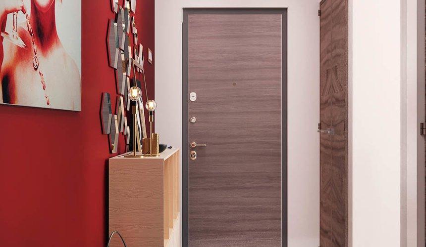 Дизайн интерьера однокомнатной квартиры по ул. Металлургов 14 8